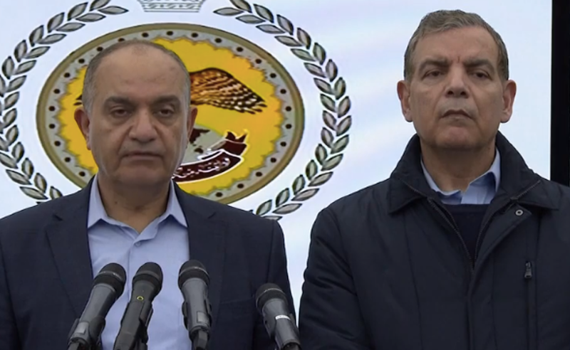 იორდანიის ორი მინისტრი კორონავირუსის შეზღუდვების დარღვევის გამო  გაათავისუფლეს