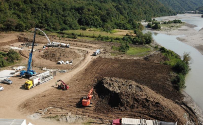 ნამახვანჰესის კაშხლისა და წყალსაცავის მშენებლობა  შეჩერდება