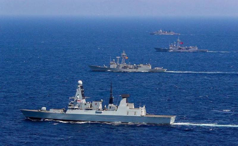 საქართველო NATO-ს საზღვაო შენაერთს მასპინძლობს