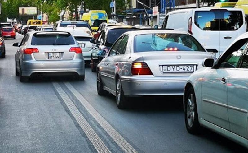ავტომობილის მფლობელებმა ძველი ნომრები 31 მარტამდე უნდა შეცვალონ