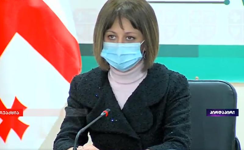 ასტრა ზენეკით ვაქცინაციის პროცესი შეუფერხებლად გაგრძელდება -ჯანდაცვის მინისტრი