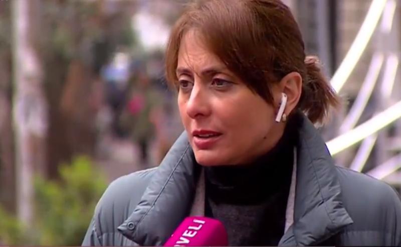 """გახარიას პოლიტიკური მოძრაობა """"ქართულ ოცნებას"""" დააზიანებს - ხატია დეკანოიძე"""