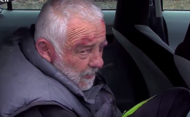 60 წლის მამაკაცზე თავდასხმის ფაქტზე პოლიციას ამ დრომდე არავინ დაუკავებია