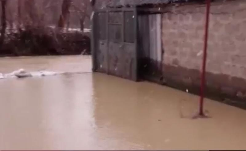 სტიქია შიდა ქართლში - მაშველები დატბორილ სოფლებში ამ დრომდე არ გამოჩენილან