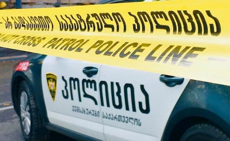 თბილისში, პოლიციის მაიორმა, სავარაუდოდ, თავი მოიკლა