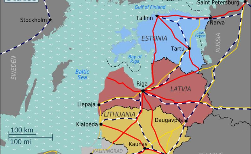 ბალტიისპირეთის სოლიდარობა  ჩეხეთს  - ლიეტუვას, ლატვიასა და ესტონეთს რუსი დიპლომატები იძულებით ტოვებენ