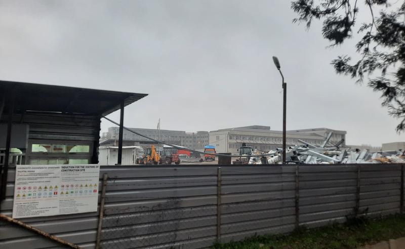 უბედური შემთხვევა ლაითურში-ციხის მშენებლობაზე 42 წლის მამაკაცი გარდაიცვალა
