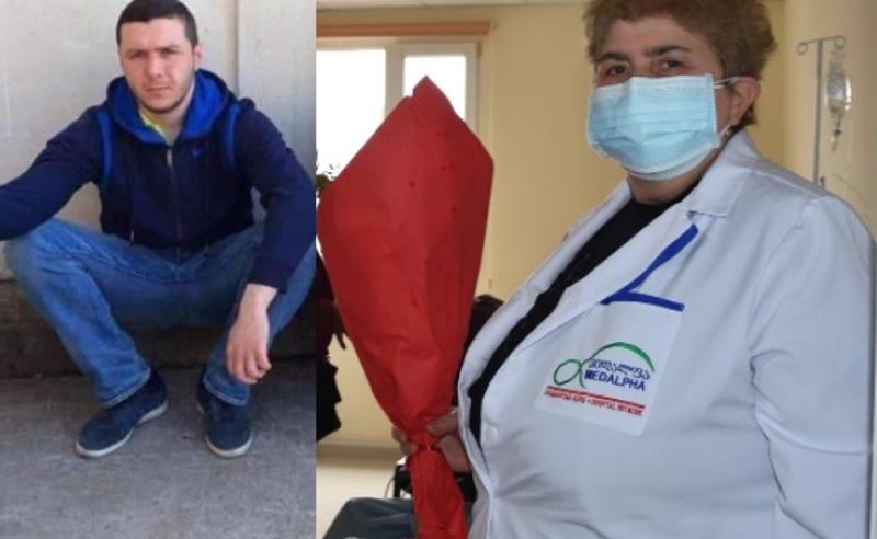 კორონავირუსით გარდაცვლილი ექიმის 27 წლის შვილმა ციხეში თავი მოიკლა