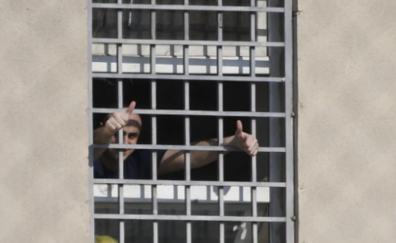 კონსულტაციები ციხეში - მამუკა ხაზარაძე ნიკა მელიას 17:00 საათზე შეხვდება