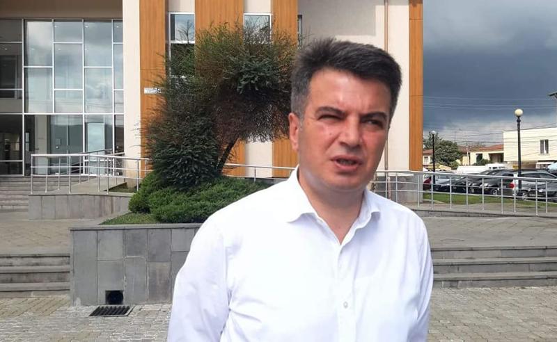 """ეს იყო პოლიტიკური მასკარადი - სამეგრელოს გუბერნატორი ,,ევროპული საქართველოს"""" ბრალდებას პასუხობს"""