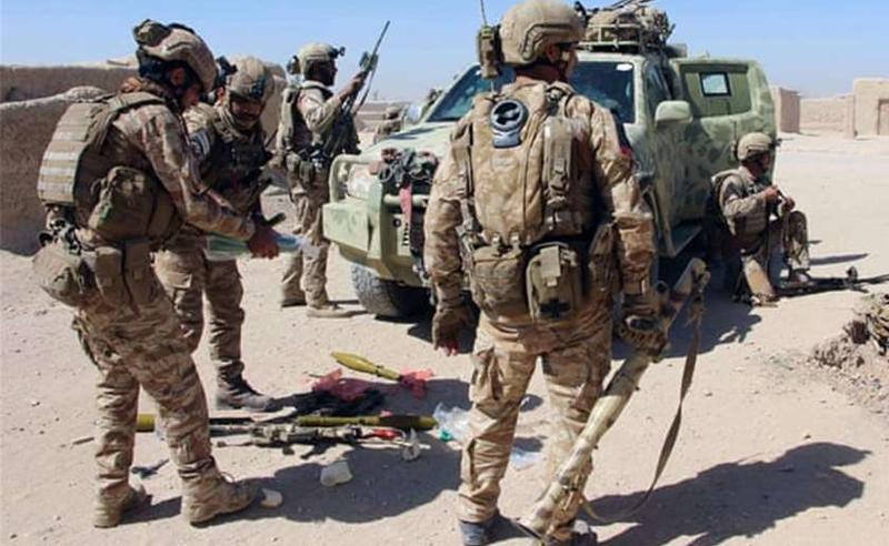 ამერიკა ავღანეთიდან გამოყვანილ სამხედროებს უზბეკეთსა და ტაჯიკეთში განათავსებს