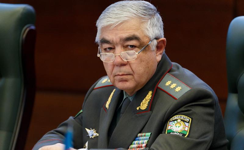 უზბეკეთში უცხო ქვეყნების სამხედრო ბაზა არ იქნება - უზბეკეთის თავდაცვის მინისტრი