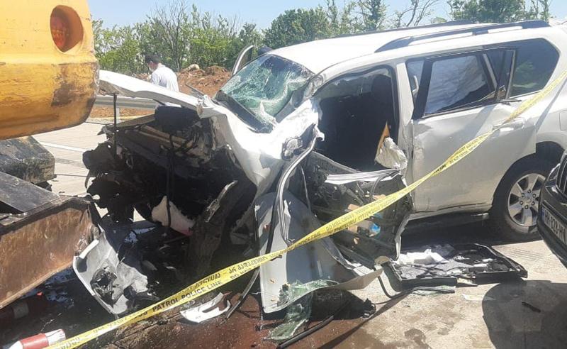 ერთი გარდაცვლილი და ერთი მძიმედ დაშავებული - ავარია ქუთაისში