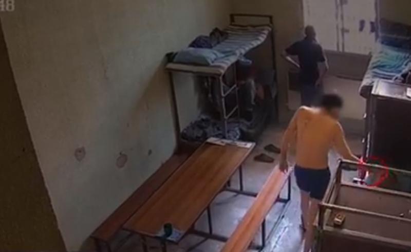 ექსკლუზიური კადრები გლდანის ციხიდან - ადმინისტრაცია ციხეს ვეღარ აკონტროლებს (ვიდეო)