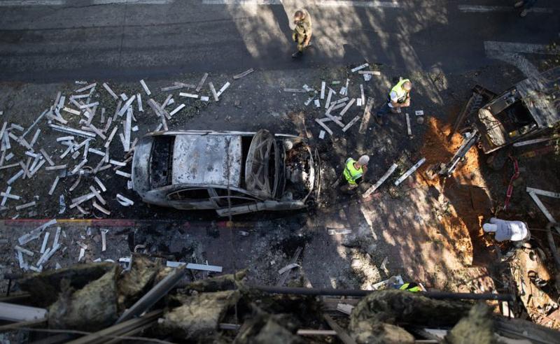 საჰაერო იერიში ღაზის სექტორზე - დაღუპულია 33 ადამიანი