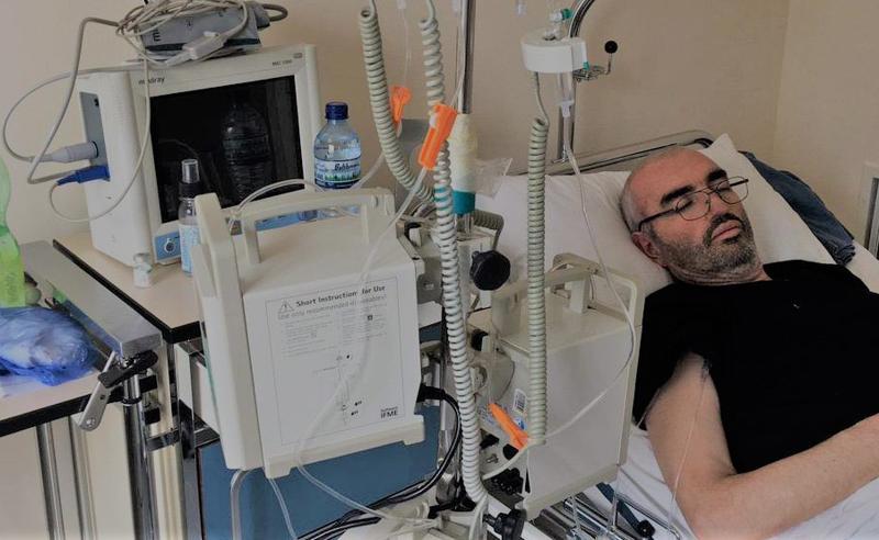 პაპუნა მებონიას  მძიმე დიაგნოზი -  53 წლის მამაკაცს დახმარება სჭირდება