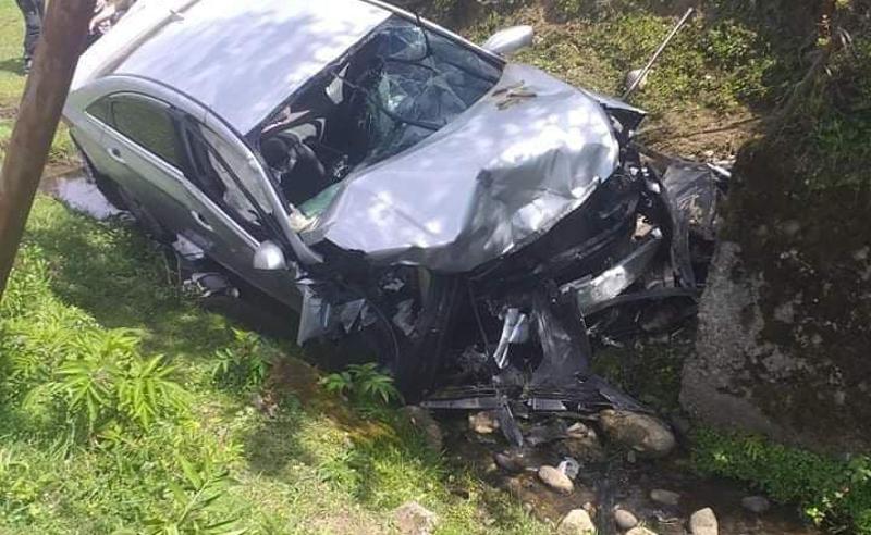 ავარის ბოლო ზარის დღეს - დაშავებულია 4 ახალგაზრდა