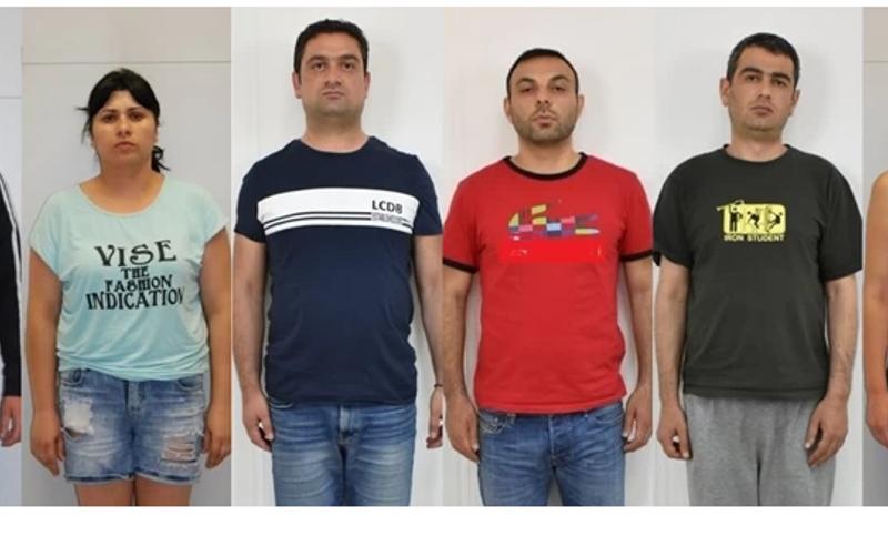 მასშტაბური ძარცვა საბერძნეთში - ფაქტზე ქართველები დააკავეს