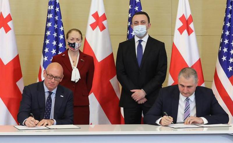 USAID საქართველოს 330 მილიონი დოლარის დახმარებას გაუწევს