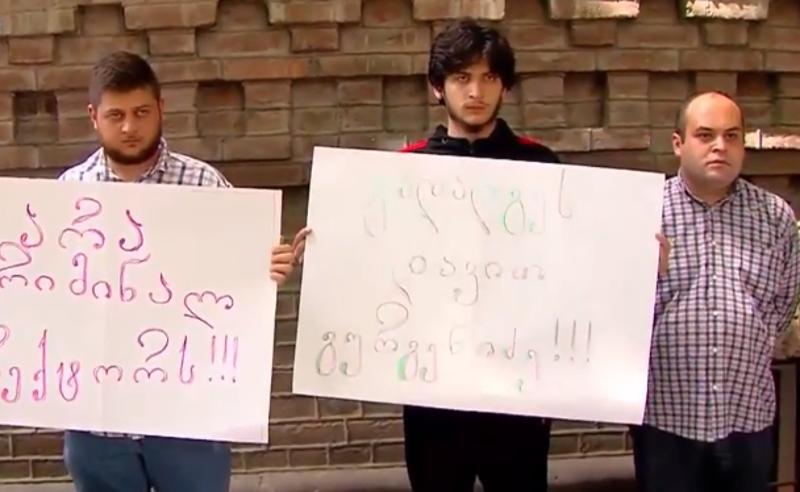 გადადგეს რექტორი - ტექნიკური უნივერსიტეტის სტუდენტები მესამე დღეა შიმშილობენ