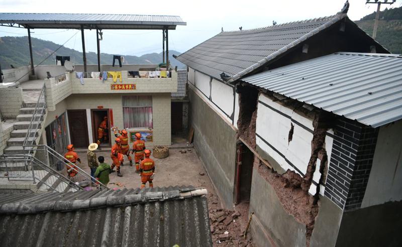 მიწისძვრა ჩინეთში - დაღუპულია 3 ადამიანი