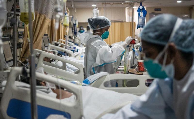 """ინდოეთში ახალი დაავადების, """"შავი სოკოს"""" 9 ათასამდე  შემთხვევა დაფიქსირდა"""