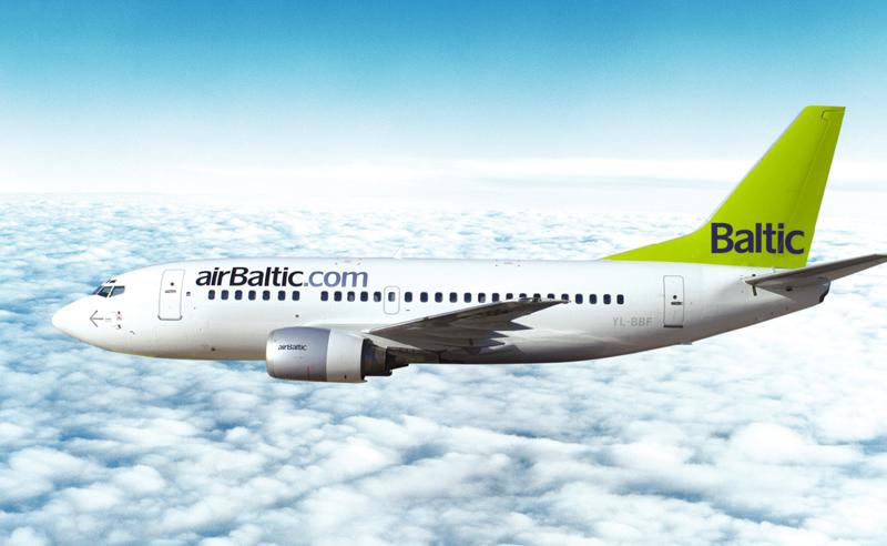 ლატვიურმა airBaltic-მა ბელორუსში ფრენები შეაჩერა
