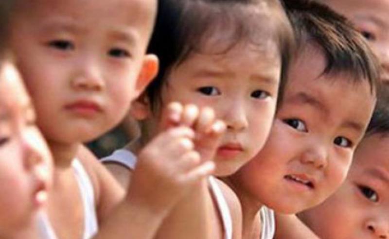 ჩინეთში ოჯახურ წყვილებს მესამე ბავშვის ყოლის უფლება მისცეს