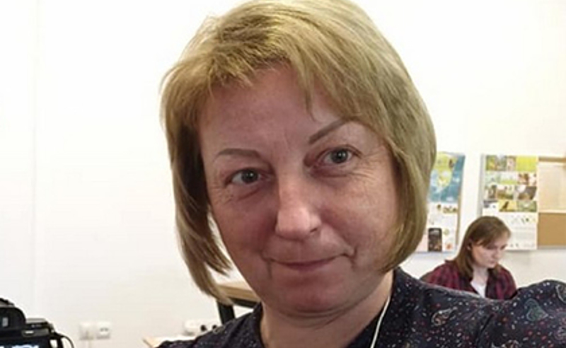 ბელორუსიაში კიდევ ერთი ჟურნალისტი დააკავეს