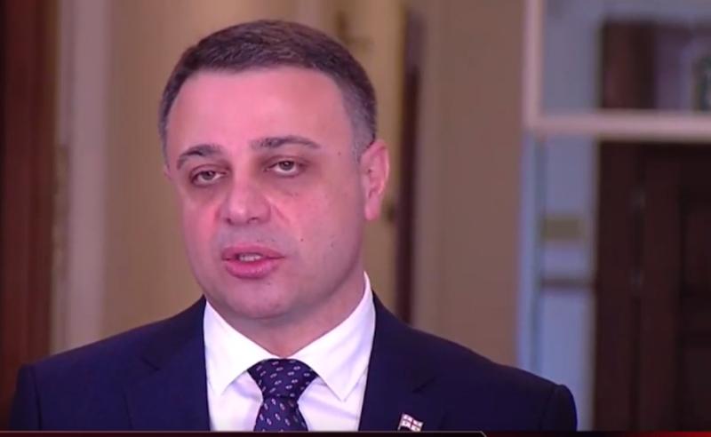 """""""ნაციონალური მოძრაობა"""" რუსეთის ფედერაციის ერთადერთი საყრდენია - ალუდა ღუდუშაური"""