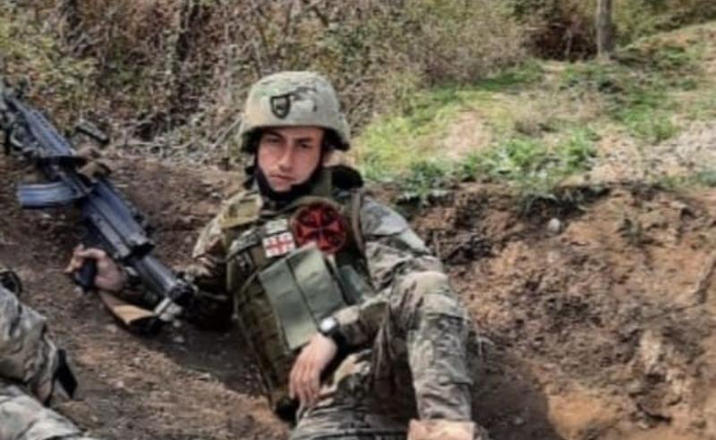 ჩემი მხარდაჭერა რიონის ხეობის მცველებს! - ჯარისკაცმა თავდაცვის ძალები პროტესტის ნიშნად დატოვა