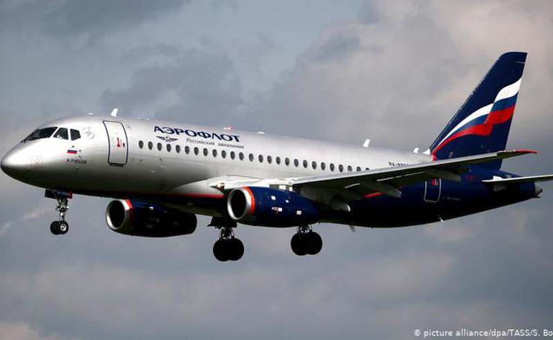 გერმანიამ რუსული ავიაკომპანიების რეისების მიღება შეაჩერა