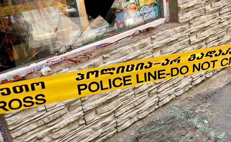 თბილისში სასურსათო მაღაზია გატეხეს - წაღებულია 30 კოლოფამდე სიგარეტი