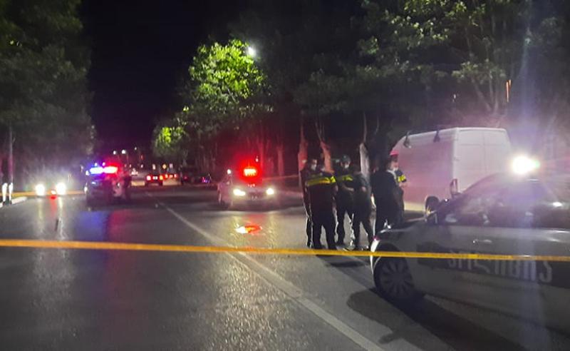 ავარია გორში - 19 წლის ბიჭი ადგილზე გარდაიცვალა, 16 წლის გოგო მძიმე მდგომარეობაშია