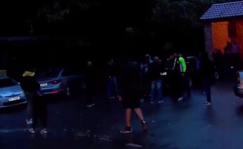 ხმაური რიონის ხეობაში - პოლიციასა  და ადგილობრივებს შორის დაპირისპირება მოხდა