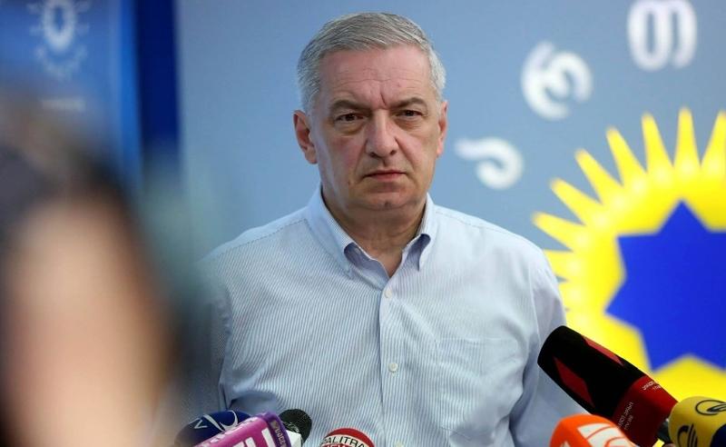 გახარიას გადადგომა უმკაცრესად უნდა შეფასდეს - გიორგი ვოლსკი