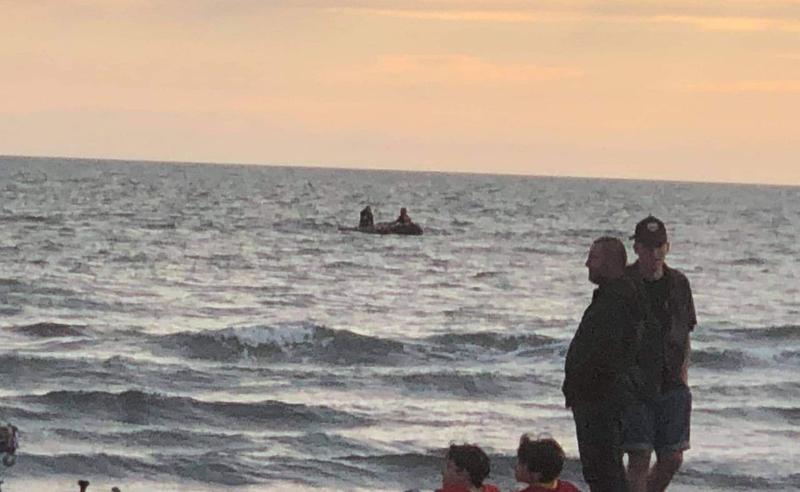 მაშველების მობილიზება ფოთში - ზღვაში 25 წლის კაცს ეძებენ