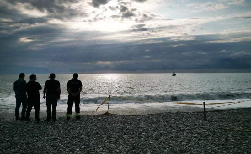მაშველებმა ზღვაში ახალგაზრდა მამაკაცის ცხედარი იპოვეს