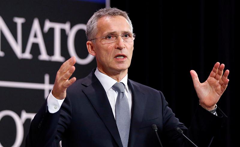 NATO-ს სამიტზე საქართველოსა და უკრაინისთვის მხარდაჭერის საკითხიც განიხილება - სტოლტენბერგი