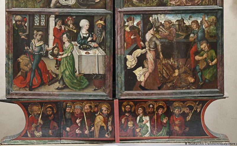 გერმანიაში სავარაუდოდ ალბრეხტ დიურერის აქამდე უცნობი ნახატი აღმოაჩინეს