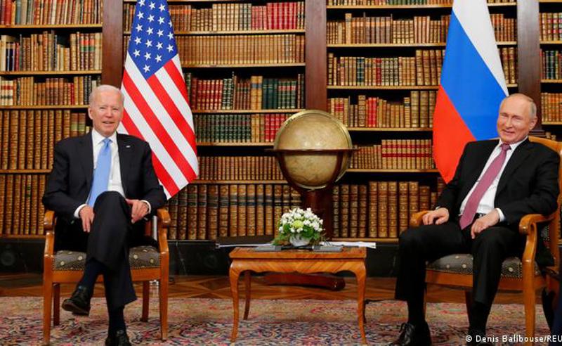 ისტორიული შეხვედრა ჟენევაში -  ამერიკისა და რუსეთის პრეზიდენტები ერთმანეთის პირისპირ