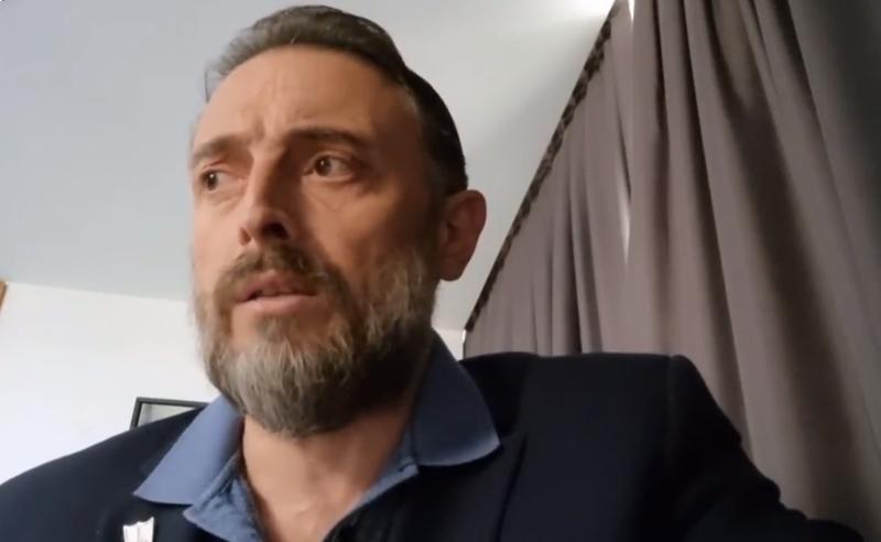 """""""ჩემი ავადმყოფობა ვერ გააჩერებს ხალხს"""" - ვასაძის მორიგი ულტიმატუმი ხელისუფლებას (ვიდეო)"""