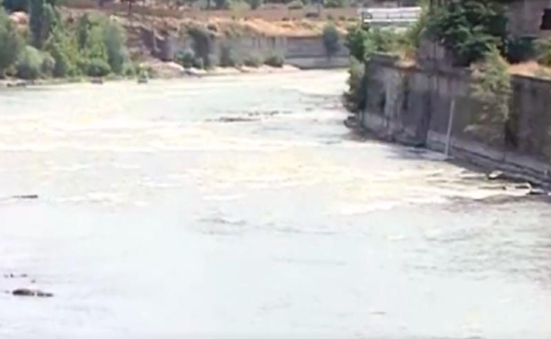 ტრაგედია თბილისში - მტკვარში 36 წლის კაცი დაიხრჩო