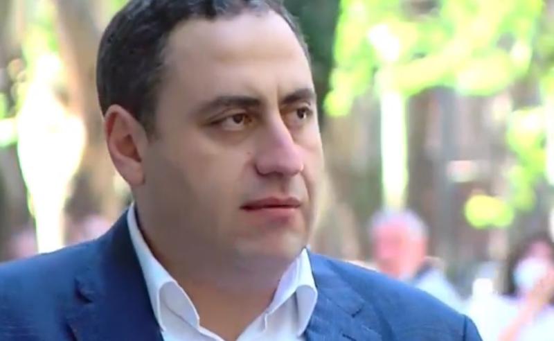 """მთავარი დამნაშავე დავალების გამცემი """"ქართული ოცნებაა"""" - გიორგი ვაშაძე"""