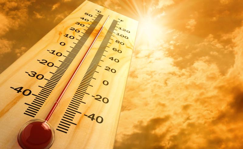 17-21 ივლისს ტემპერატურამ შესაძლოა, 39 გრადუსს გადააჭარბოს
