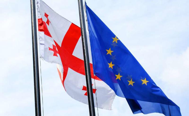 ევროკავშირის სიმბოლიკის შეურაცხყოფა დასჯადი გახდება, პარლამენტი ახალ კანონპროექტზე მუშაობს