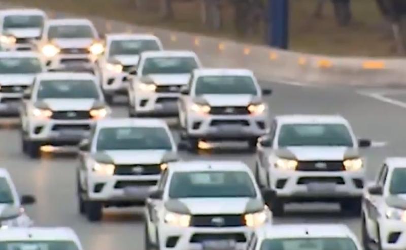 2 მილიონი ბოლო მოდელის ავტომობილებში - მთავრობა ახალ მანქანებს ყიდულობს