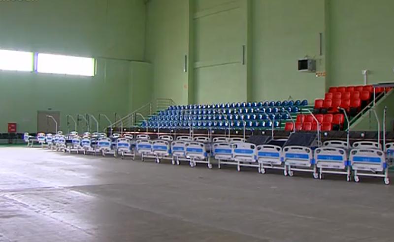 თბილისში პირველი საველე ჰოსპიტალი ეწყობა - ჯანდაცვის სამინისტრო ექიმებს ეძებს