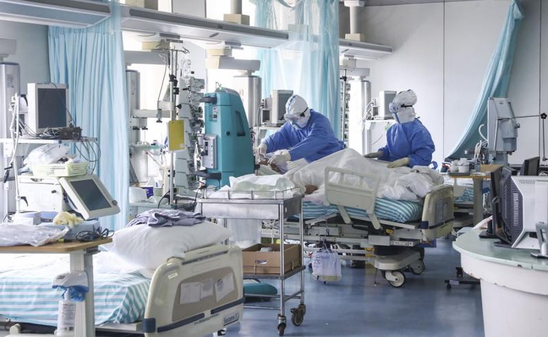 საავადმყოფოში მოხვედრილების უდიდესი ნაწილი აცრილი არ ყოფილა - გაბუნია