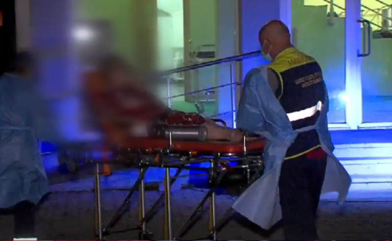 საველე ჰოსპიტალში კიდევ 11 პაციენტი შეიყვანეს - უმეტესობა დელტა შტამით არის ინფიცირებული